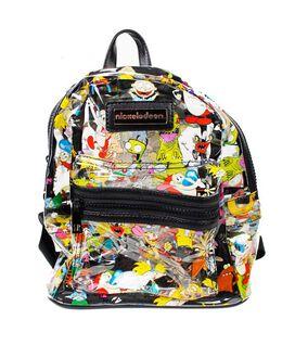 Nickelodeon Clear Backpack