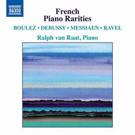 French Piano Rarities/ Various - French Piano Rarities