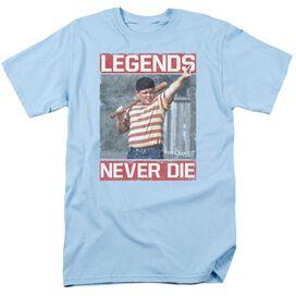 Sandlot Legends Short Sleeve Adult Light T-Shirt