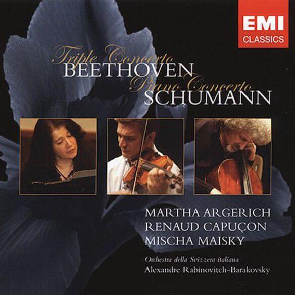 Ludwig Van Beethoven - Triple Concerto