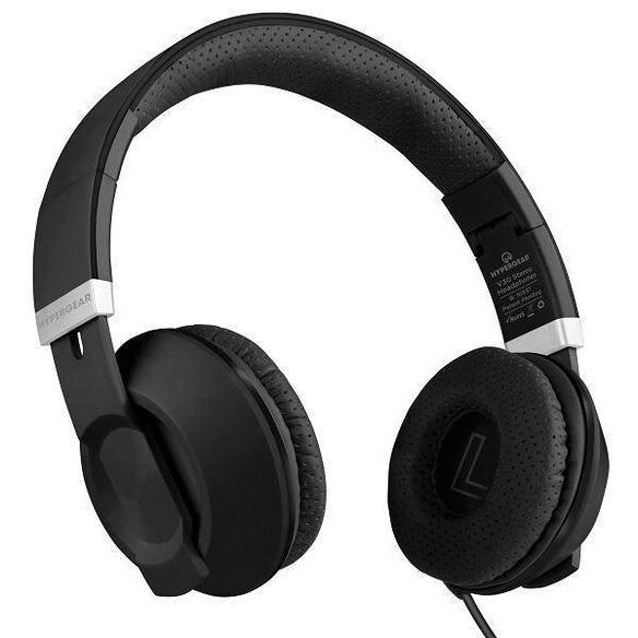 HyperGear V30 Stereo Headphones (Black)