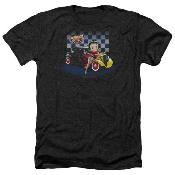 Betty Boop Hot Rod Boop Adult Heather