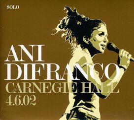 Ani Difranco - Carnegie Hall