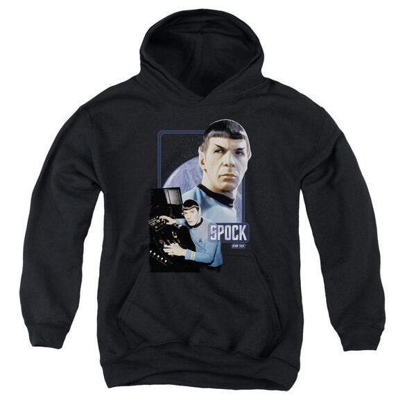 Star Trek Spock Youth Pull Over Hoodie