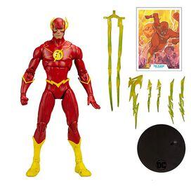 DC Multiverse Wave 3 Modern Comic Flash 7-Inch Action Figure