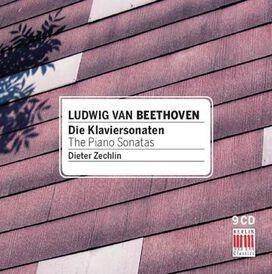 Dieter Zechlin - Beethoven: The Piano Sonatas [Box Set]