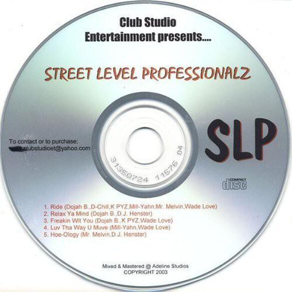 Club Studio Entertainment Presents Street Level Pr