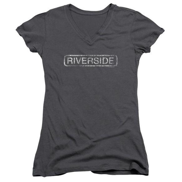 Riverside Riverside Distressed Junior V Neck