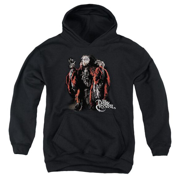 Dark Crystal Skeksis Youth Pull Over Hoodie