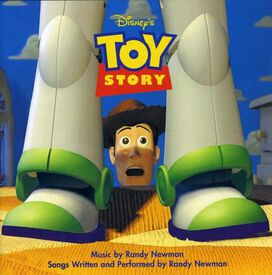 Randy Newman - Toy Story [Original Soundtrack]