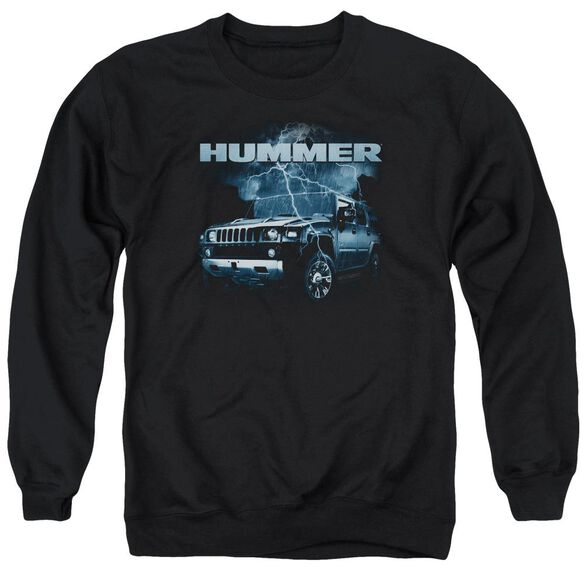 Hummer Stormy Ride Adult Crewneck Sweatshirt