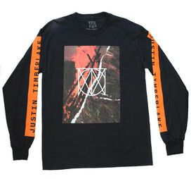 Justin Timberlake Man of the Woods Long Sleeve T-Shirt