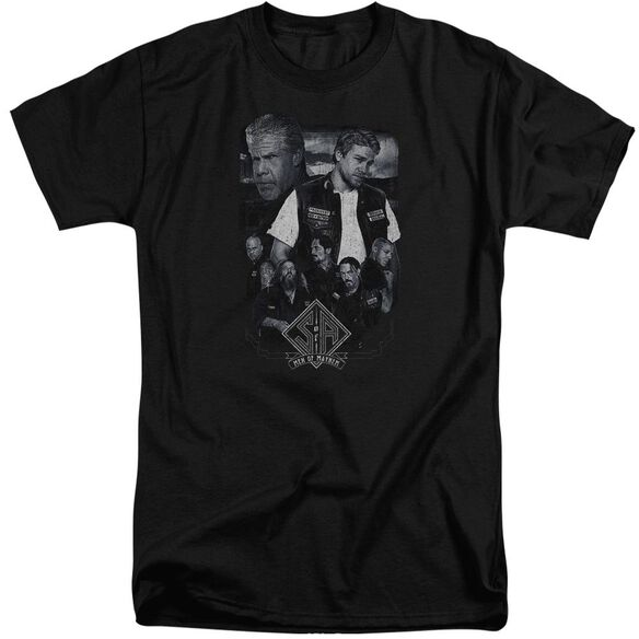 Sons Of Anarchy Ties That Bind Short Sleeve Adult Tall T-Shirt