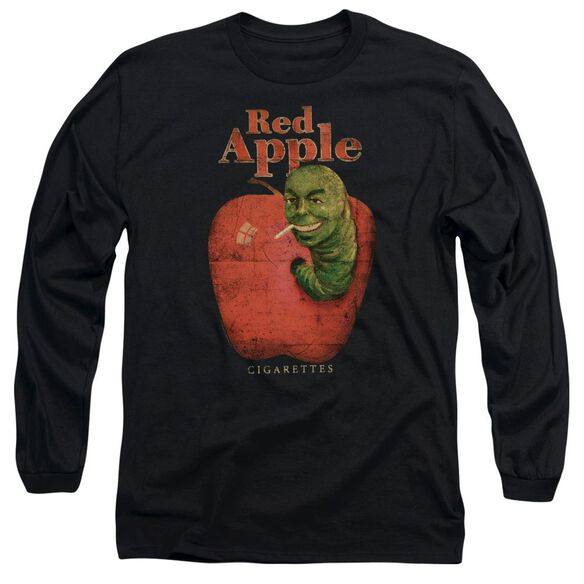 Pulp Fiction Red Apple Long Sleeve Adult T-Shirt