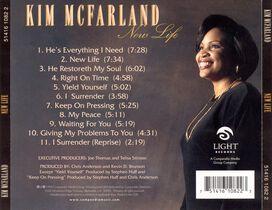 Kim McFarland - New Life