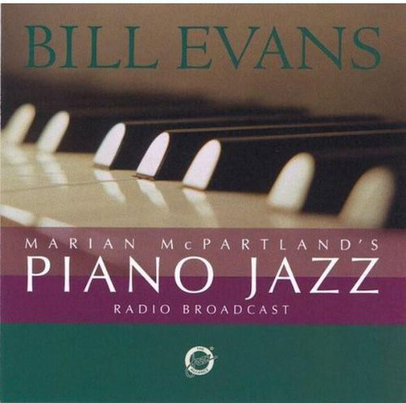 Bill Evans - Marian McPartland's Piano Jazz