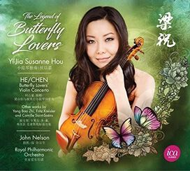 Yi-Jia Susanne Hou / John Nelson / Royal Philharmonic Orchestra - Legend of Butterfly Lovers