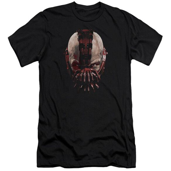Dark Knight Rises Bane Mask Short Sleeve Adult T-Shirt