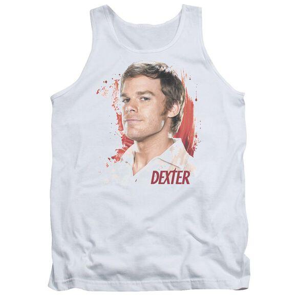 Dexter Blood Splatter Adult Tank