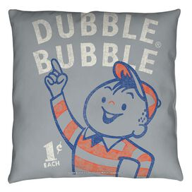 Dubble Bubble Pointing Throw