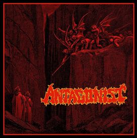 Antagonist - Damned & Cursed To Life On Earth