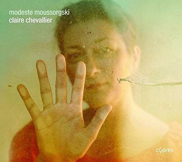 Modest Mussorgsky: Piano Music (Uk)