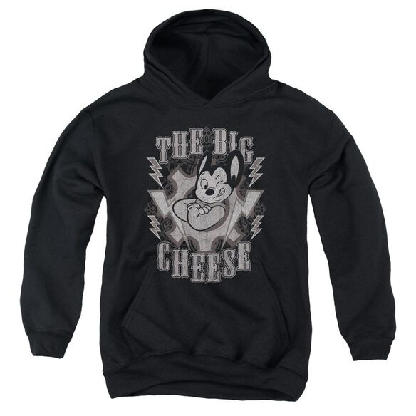Mighty Mouse The Big Cheese Youth Pull Over Hoodie