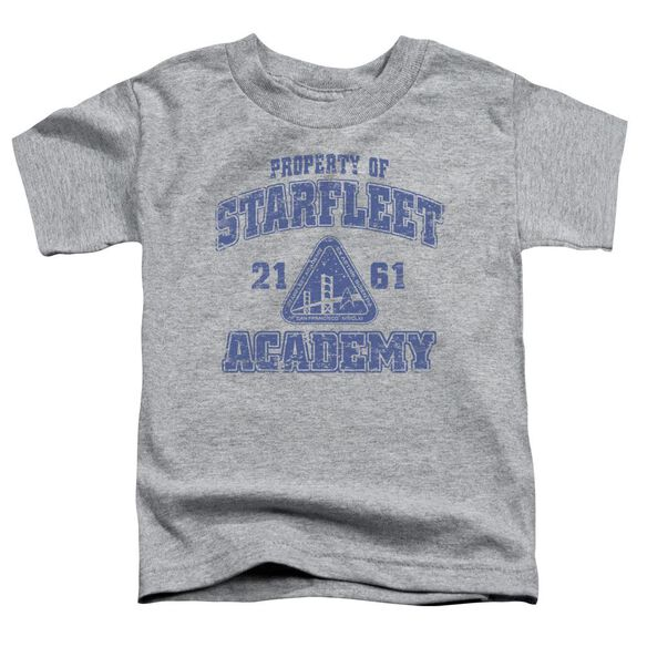 Star Trek Old School Short Sleeve Toddler Tee Athletic Heather Lg T-Shirt