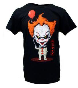 IT Pennywise Kanji T-Shirt