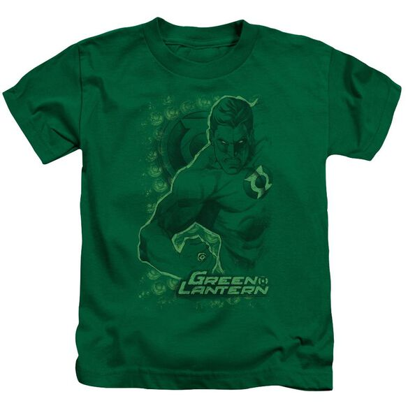 Dc Pencil Energy Short Sleeve Juvenile Kelly Green T-Shirt