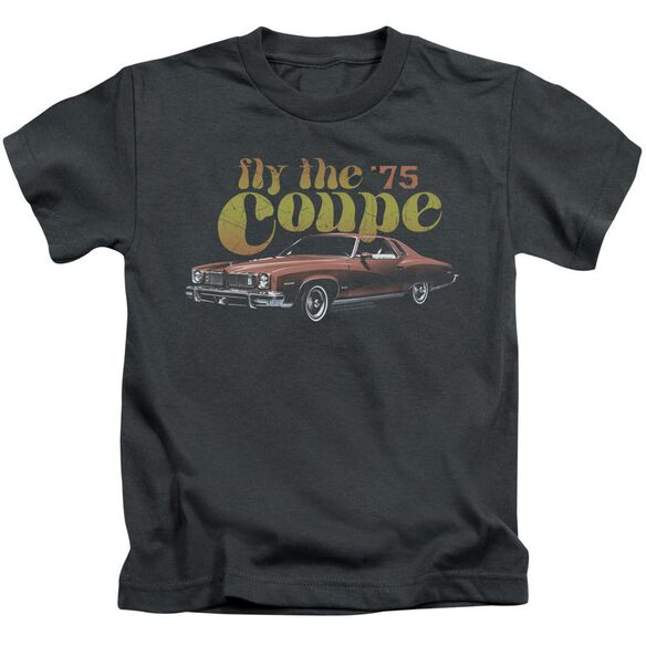 Pontiac Fly The Coupe Short Sleeve Juvenile T-Shirt