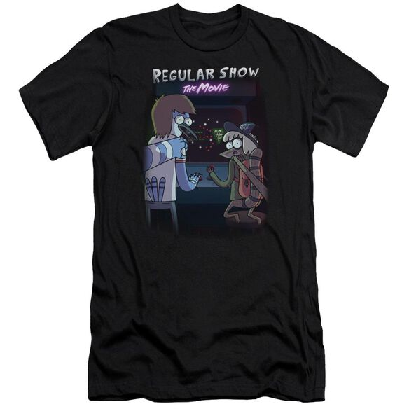 Regular Show Rs The Movie Hbo Short Sleeve Adult T-Shirt