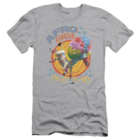 Madagascar Afro Circus Short Sleeve Adult T-Shirt