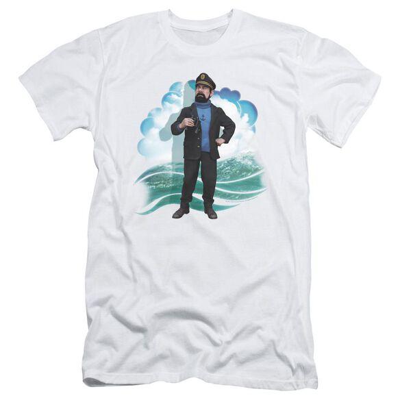 Tintin Haddock Short Sleeve Adult T-Shirt