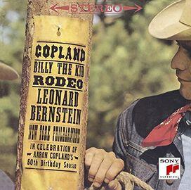Copland/ Leonard Bernstein - Copland: Appalachian Spring / Rodeo
