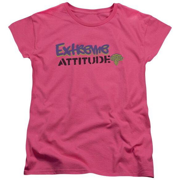 Warheads Extreme Short Sleeve Womens Tee Hot T-Shirt
