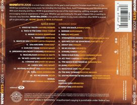 Various Artists - WOW Hits 2006