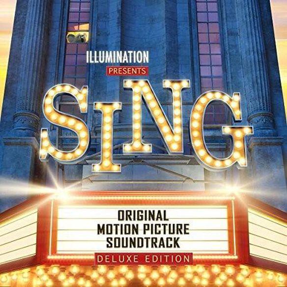 Sing / O.S.T. (Dlx)