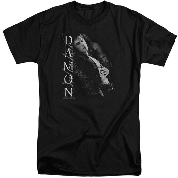 Vampire Diaries Besides Me Short Sleeve Adult Tall T-Shirt