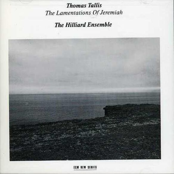 T. Tallis - Lamentations of Jeremiah