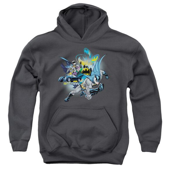 Batman Call Of Duty Youth Pull Over Hoodie