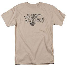 SURVIVOR LONELY VILLAINS - S/S ADULT 18/1 T-Shirt