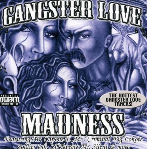 Gangster Love Madness / Various (Enh)
