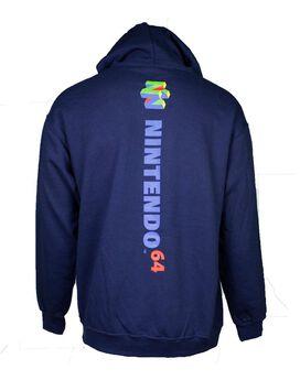 Nintendo 64 Hoodie