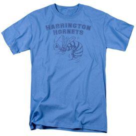 Harrington Hornets Short Sleeve Adult Carolina Blue T-Shirt