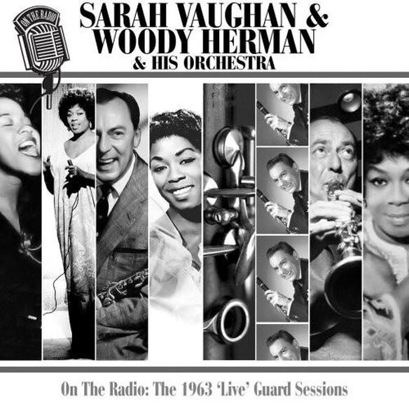 On The Radio: The 1963 Live Guard Sessions (Port)