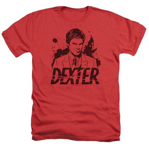 Dexter Splatter Dex Adult Heather