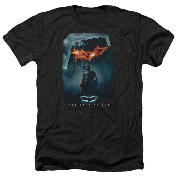 Dark Knight Without Rules Poster Adult Heather