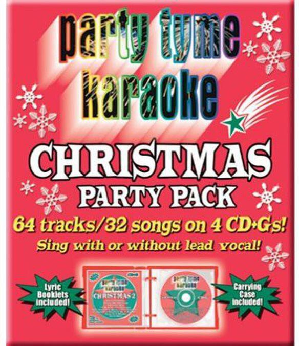 Party Tyme Karaoke: Christmas Party Pack / Various