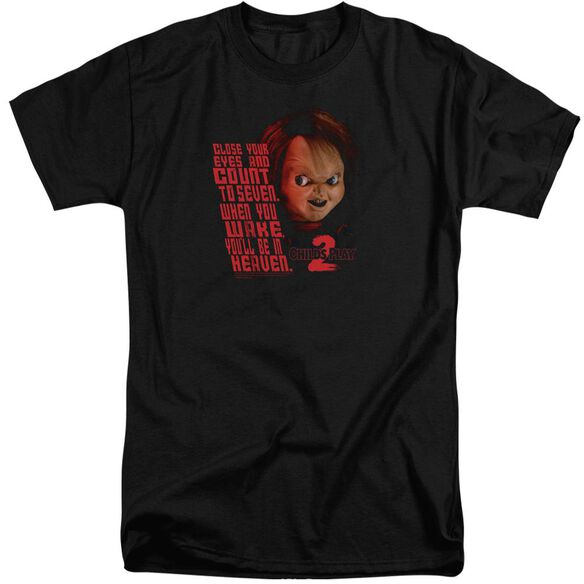 Childs Play 2 In Heaven Short Sleeve Adult Tall T-Shirt